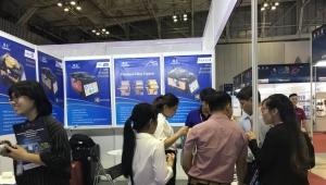 2018 ICT COMM Communication Exhibition in Vietnam