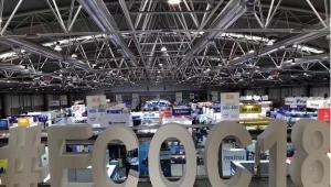 ECOC 2018 - European professional optical fiber exhibition
