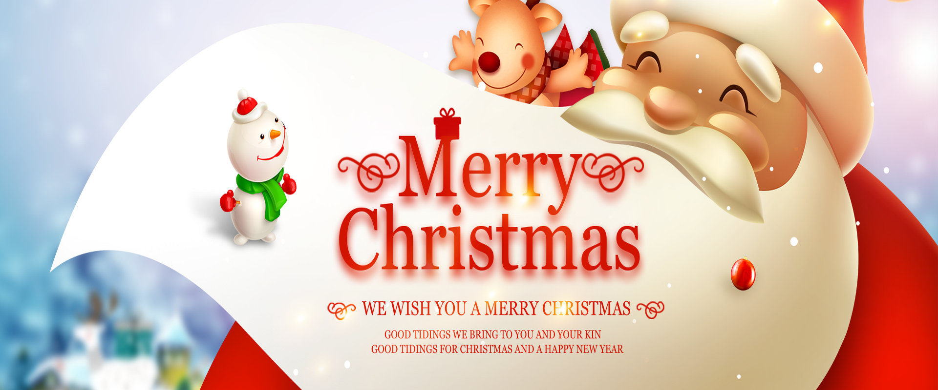 Tumtec wish you a Merry Christmas and Happy New Year