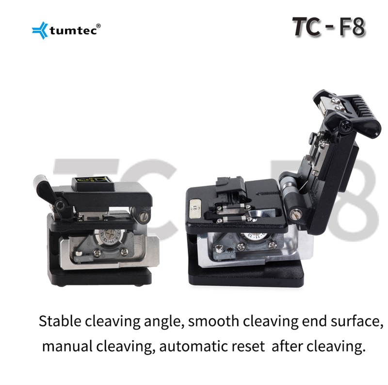 Smart Fiber Optic Cleaver TC-F8