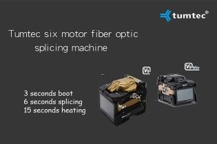 6800? Six Motor Fiber Optic Splicing Machine