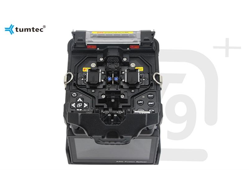 optical fiber splicing machine v9+