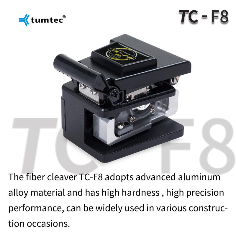Smart Fiber Optic Cleaver TC-F8