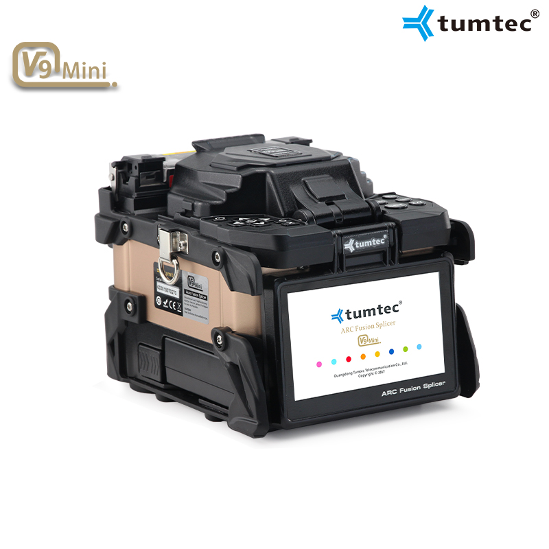 Optical Core Alignment Fusion Splicer V9mini