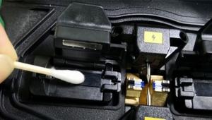 Five Ways of Maintenance of Fiber-optic Splicing Machine