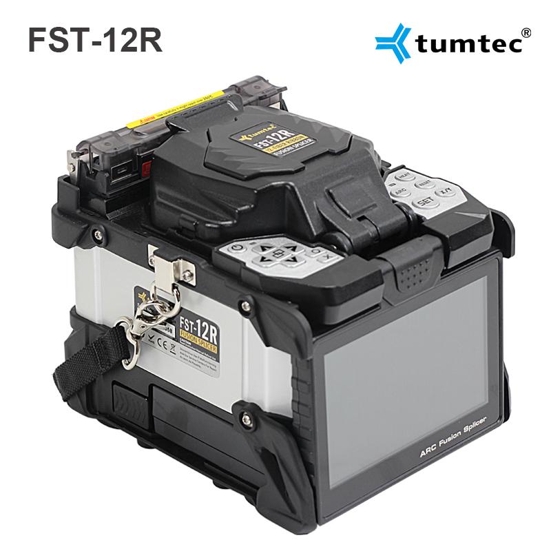 Tumtec FST-12R ribbon fiber fusion splicer