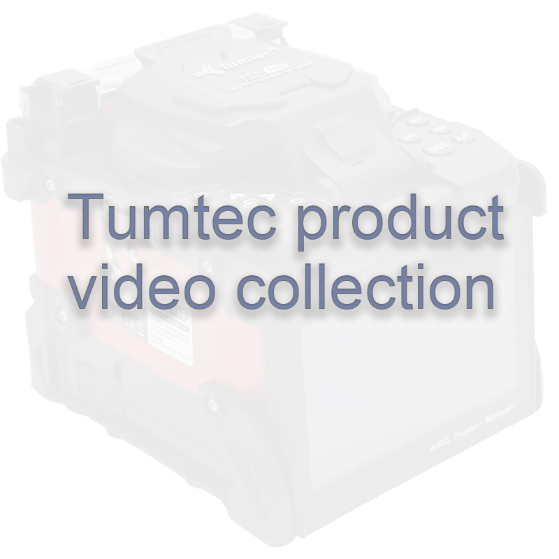 【Video Collection】Various kind of Tumtec Fusion Splicer Available