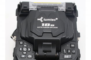 Tumtec clad to clad fusion splicer FST-18S, the best at its same level